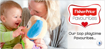Fisher Price Favourites - top playtime favourites from Fisher Price