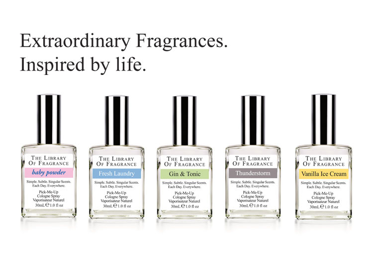 Explore Library of Fragrance