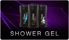 View Lynx Shower gels