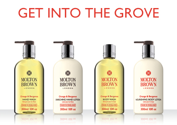 molton brown grove