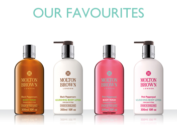 molton brown faves