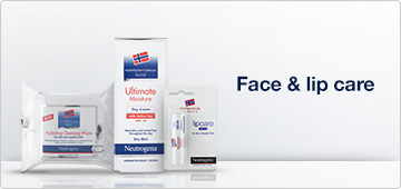 Neutrogena Norwegian Formula Face and Lip Care