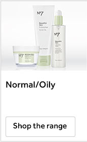 No7 Beautiful Skin Normal to Oily Skin