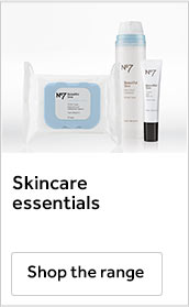 No7 Skincare essentials