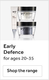 Early defence, ages 25-35