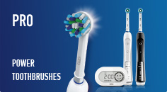 Oral-B Pro Power Toothbrushes