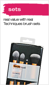 real techniques make up brush sets
