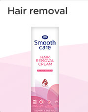 Boots Smooth Care Hair Removal