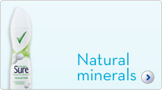 Sure Women Natural Minerals