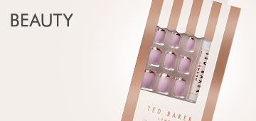 ted baker beauty collection