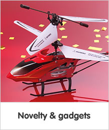 Novelty and Gadgets