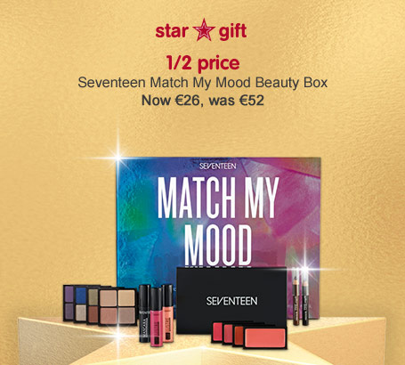 Seventeen Match My Mood gift Only €26