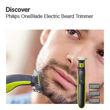 Philips OneBlade electric Beard Trimmer