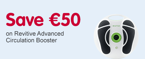 Save 50 euros on Revitive Advanced Circulation Booster