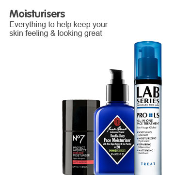 Discover our range of mens moisturisers to help keep your skin looking and feeling great