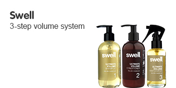 swell 3 step volume system