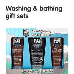 Washing and bathing gift sets