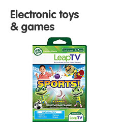 Electronic toys & games