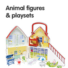 Animal figures & playsets
