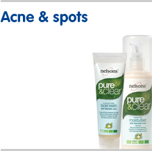 Acne and spots