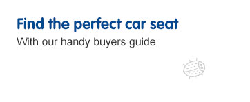 Find the perfect car seat