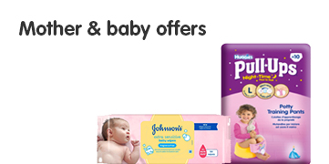 mother & baby offers