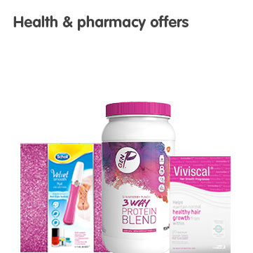 Health and Pharmacy Offers