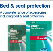 Bed and seat protection a complete range of accessories including bed and seat protection