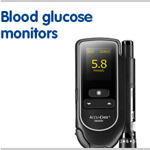 Blood glucose monitors
