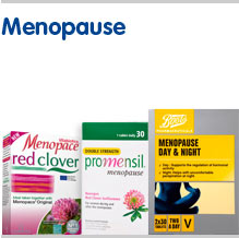 Womens health menopause
