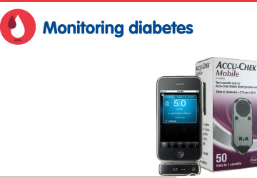 Monitoring diabetes