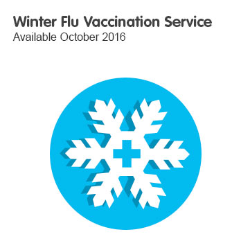 Winter Flu Vaccination Service