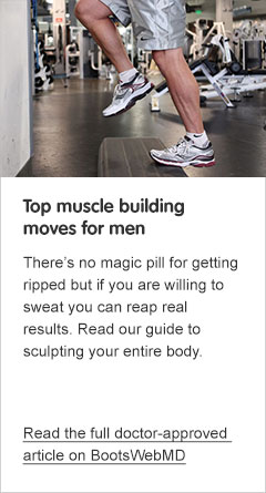 Top muscle building moves for men