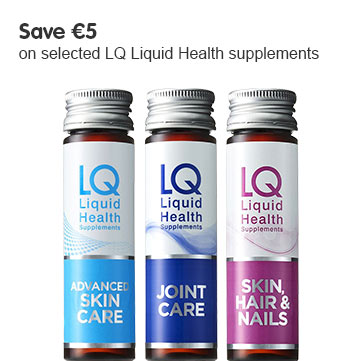 Save 5 on selected LQ Liquid Health supplements ROI