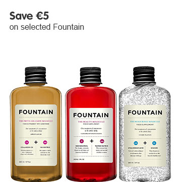 Save 5 on selected Fountain ROI