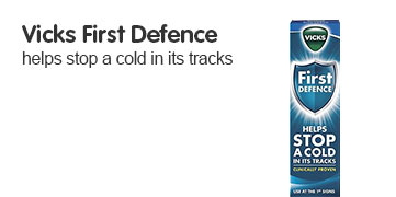 Vicks First Defence