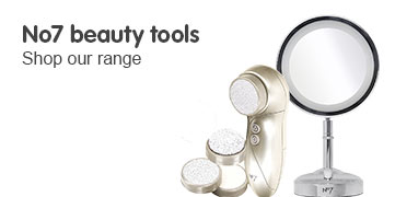 No7 Beauty tools