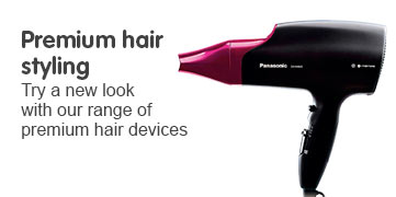 Premium Hair Styling  See our range