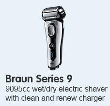 Braun Series 9 9095