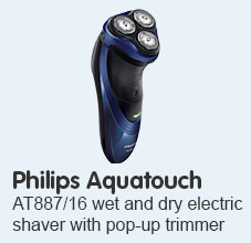 Philips Aquatouch AT887