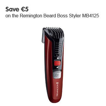 Save 5 euros beard boss styler