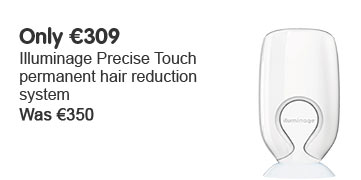 Only 309 Illuminage Precise Touch permanent hair redutction system  Was 350