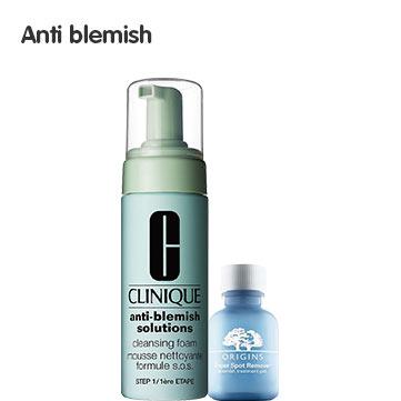 Anti blemish