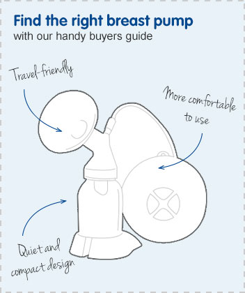 Breast pump buyers guide