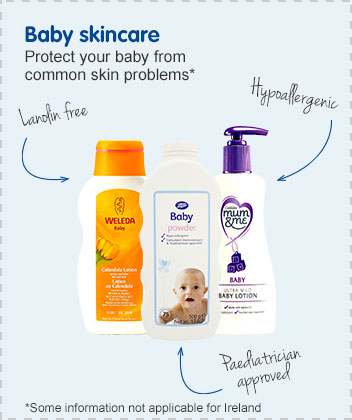 Baby Skincare Guide- Protect your baby from common skin problems