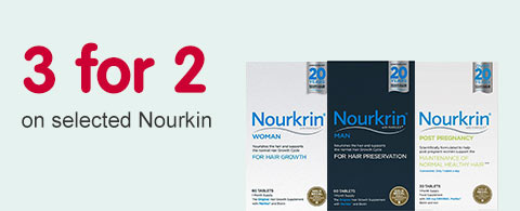 3f2 on selected Nourkrin