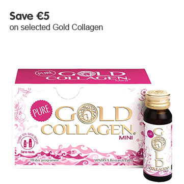 Save €5 on selected Gold Collagen