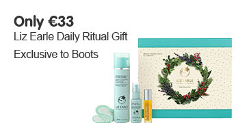 Free gift when you spend £60 or more on selected Liz Earle