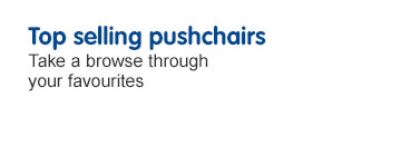 Top Selling Pushchairs