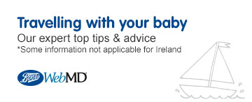 Web MD- Travelling with your baby